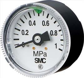 "GENERAL PURPOSE PRESSURE GAUGE 0.7MPA RC 1/4"" product photo"