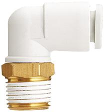 PUSH-IN FITTING THREADED ANGLED 90° R 1/8 product photo