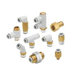 BULKHEAD THREADED-TO-TUBE ADAPTER M16X1 MALE BSPPX8MM product photo