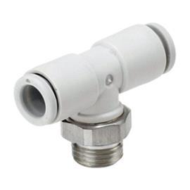 KQ2 MALE BRANCH TEE 4MM TUBE FITTING product photo