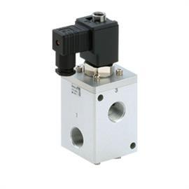 PILOT OPERATED 3 SOLENOID VALVE FOR AIR 5.0 MPA product photo