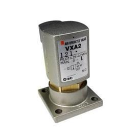 "VXA2 DIRECT AIR OPERATED 2PORT VALVE NORMALLY OPEN 1/4"" product photo"