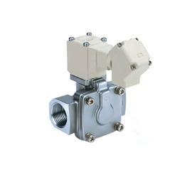 "VXZ SOLENOID VALVE FOR AIR 2 PORTS 15A NC 3/4"" product photo"