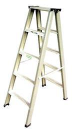 HEAVY DUTY DOUBLE SIDED LADDER 10 STEPS product photo
