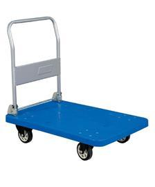 PLASTIC TROLLEY 300KG product photo