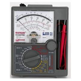MULTIMETER 1000VAC 50VDC 200MOHM product photo