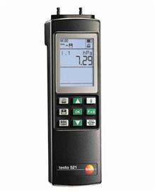 TESTO 521-1 DIFFERENTIAL PRESSURE METER product photo