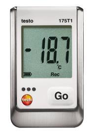 TESTO 175 T1 TEMPERATURE DATA LOGGER product photo