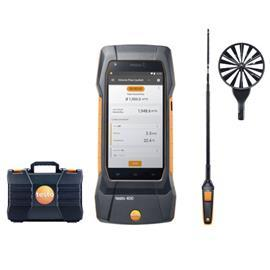 TESTO 400 AIR FLOW KIT WITH HOT WIRE PROBE product photo