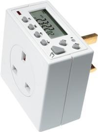 ELECTRONIC TIME SWITCH 230VAC product photo