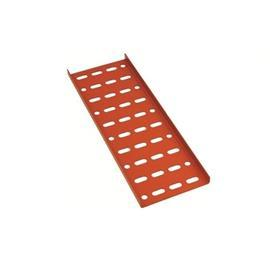 "EPOXY POWDER COATING CABLE TRAY G16 12"" ORANGE product photo"