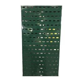 "EPOXY POWDER COATING CABLE TRAY G18 1.0MM(T) 18"" GREEN product photo"