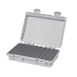 "STD PLUS ZZ PIN GAUGE SET 0.0110""-0.0600""/STEP 0.001"" product photo"