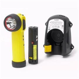 LED RECHARGEABLE TORCH + MAINS CHARGER 100-230V product photo