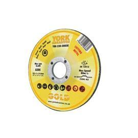 A60SBF INOX REINFORCED CUT-OFF DISC 115x1x22MM GOLD product photo