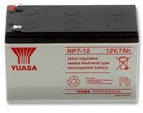 NP SERIES SLA BATTERY 12V product photo